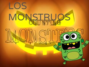 LOS MONSTRUOS by Maria Aita Mbaye Ruiz