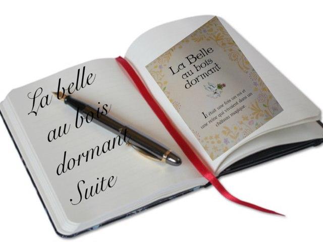 La Belle Au Bois Dormant Suite by Alice Turpin