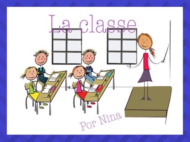 La Clase by Idoya Tapia