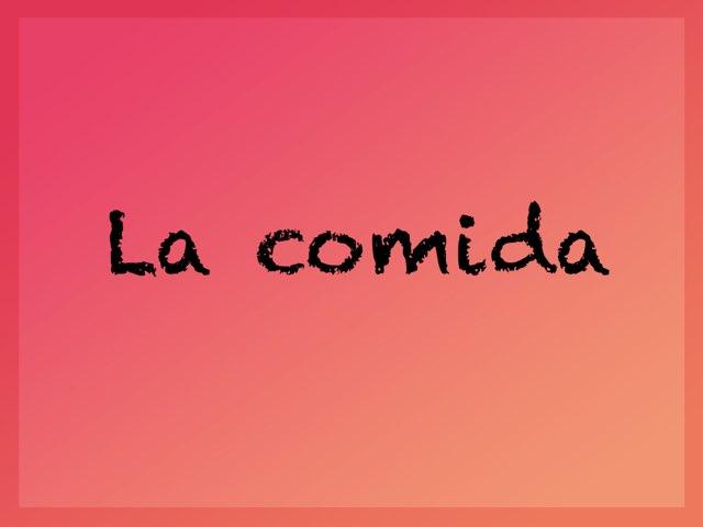 La Comida 2 by Naomi Nye