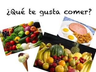 La Comida by Silvia Zaragoza