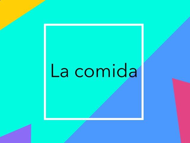 La Comida by Naomi Nye