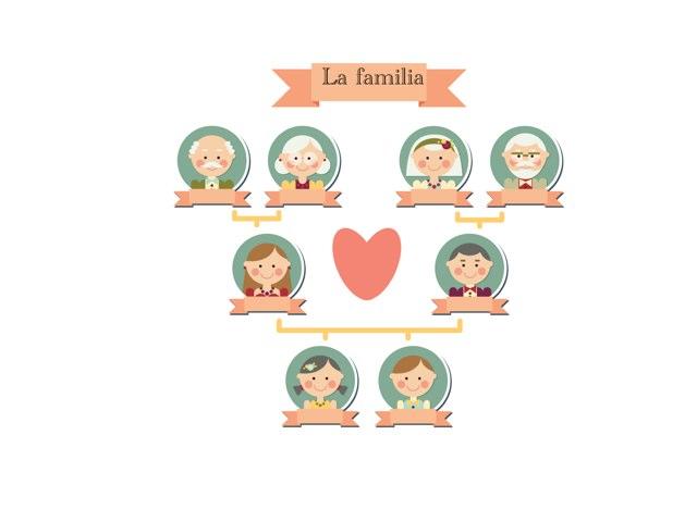 La Familia by Bodil Gutedal