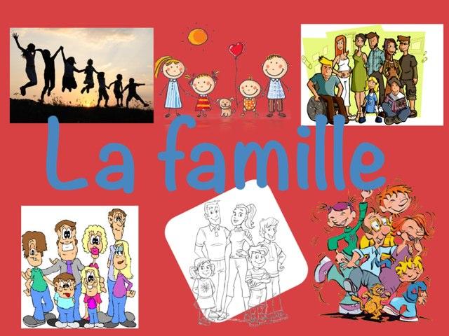 La Famille by Ecole0179 Auber179