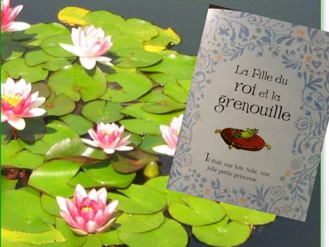 La Fille Du Roi Et La Grenouille by Alice Turpin