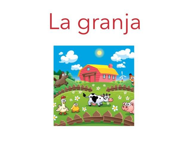 La Granja by Alba Manrique
