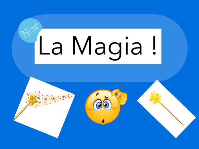 La Magia by Carmelo Marchese