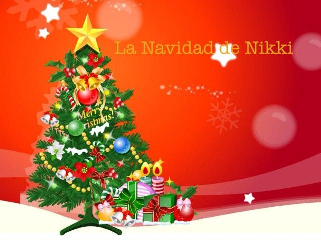 La Navidad de Nikki by Alicia Romero