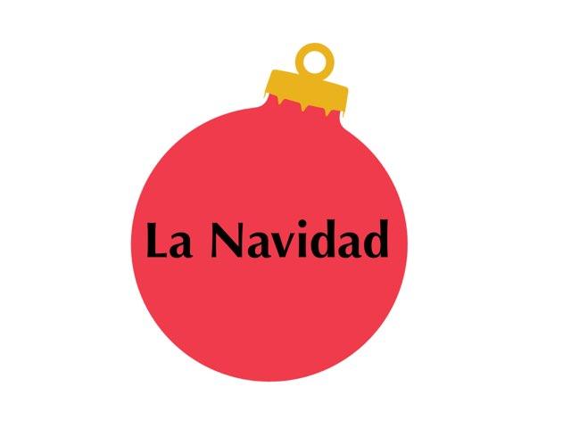 La Navidad by Naomi Nye