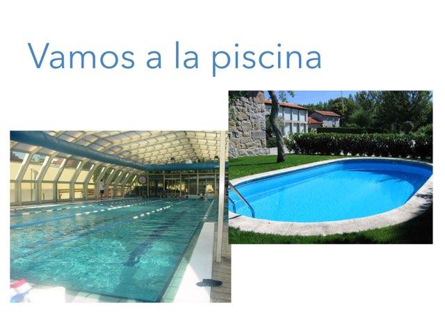 La Piscina by Amal gonzalez