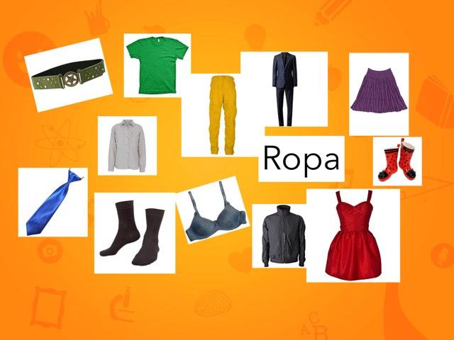 La Ropa by Bodil Gutedal