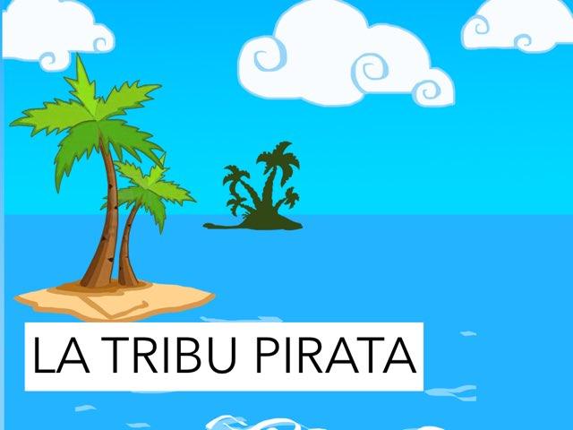 La Tribu Pirata by Nieves García Morán