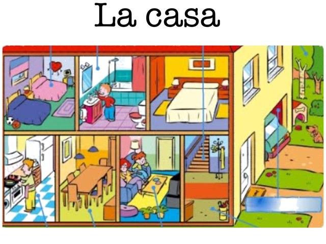 La casa. (4th) by Mariela Triana