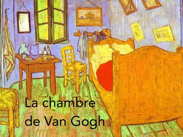 La chambre de Van Gogh by Mme Fa
