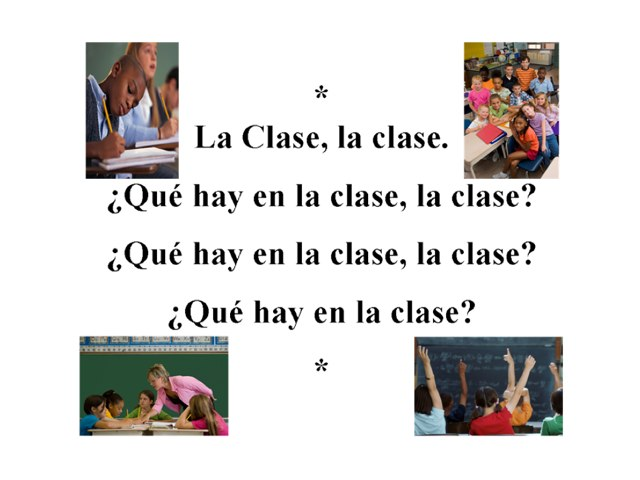 La clase by Allison Shuda
