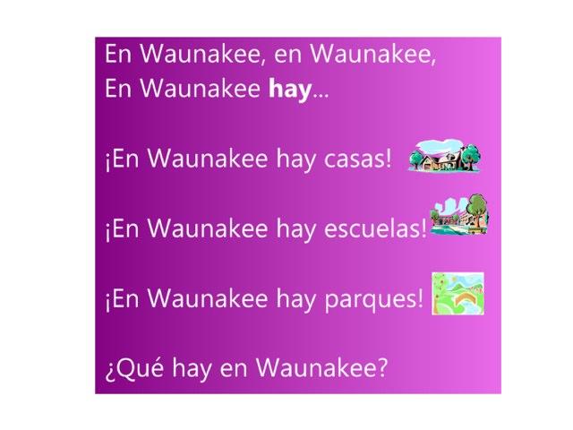 La comunidad de Waunakee by Allison Shuda