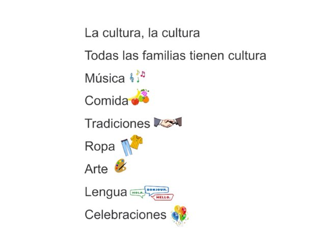 La cultura Soundboard by Allison Shuda