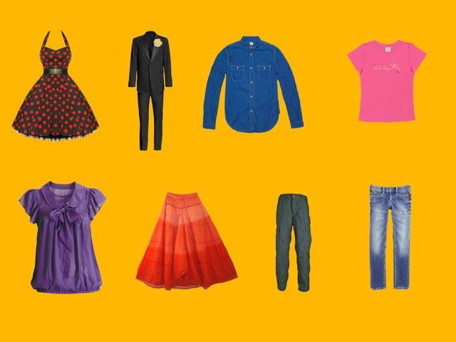 La ropa (4th) by Mariela Triana
