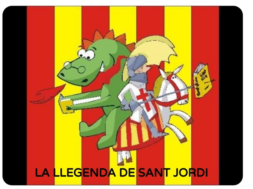 La Llegenda de Sant Jordi by Montse Soler