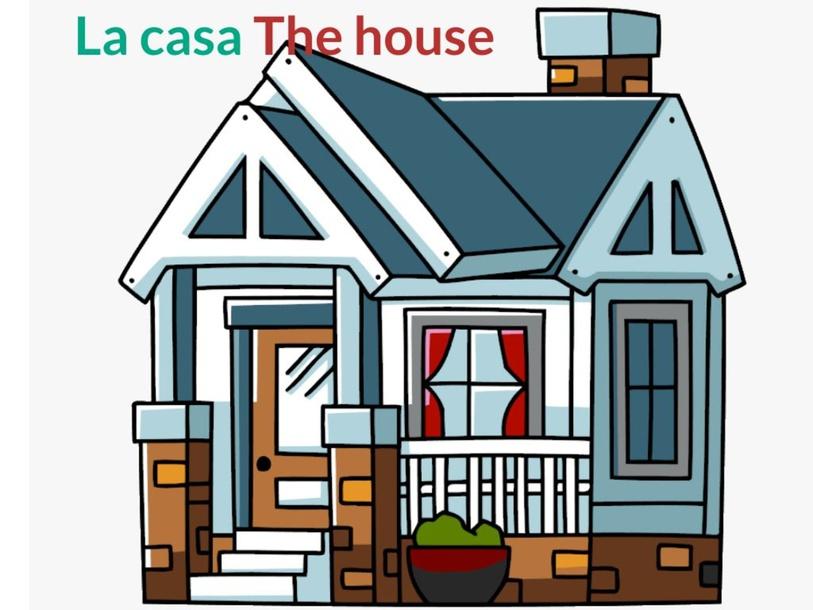 La casa -  The house by Carlos Achucarro