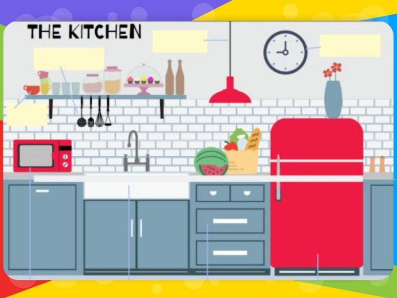 La cocina by Sonia Maldonado