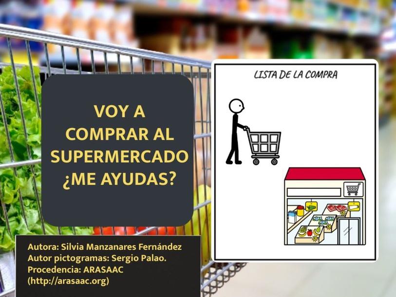La lista de la compra by Silvia Manzanares Fernández