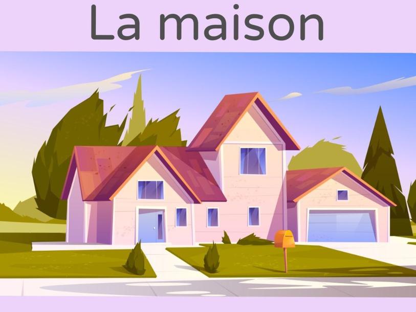 La maison by Fabienne Spencer