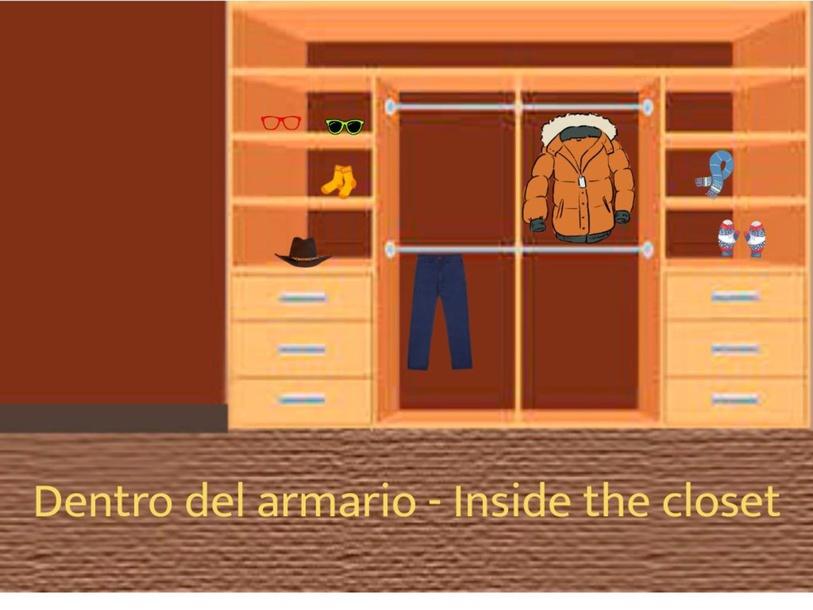 La ropa - Clothes by Carlos Achucarro