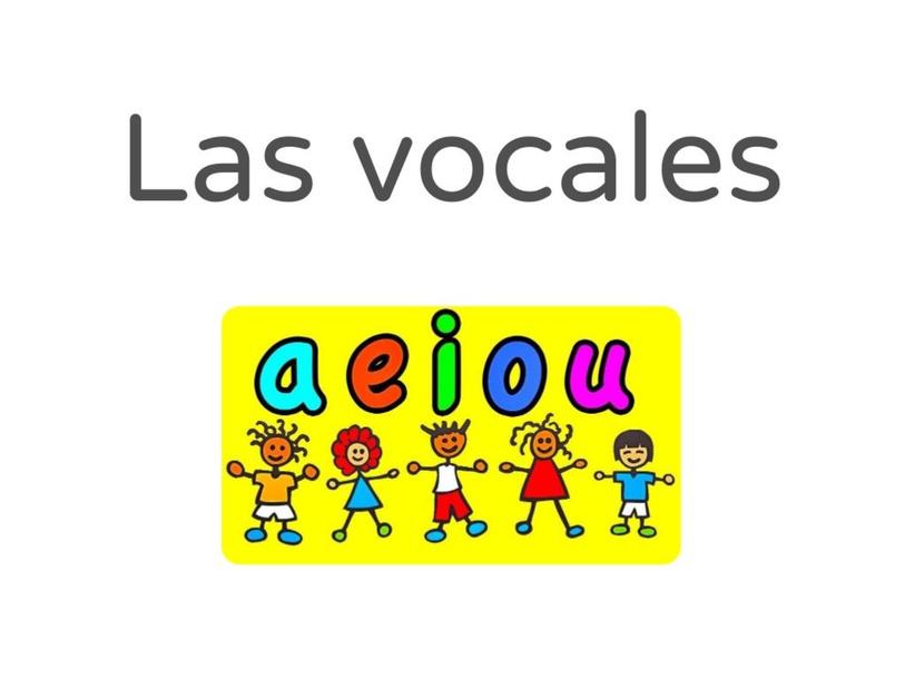 La vocales by Carlos Rojas