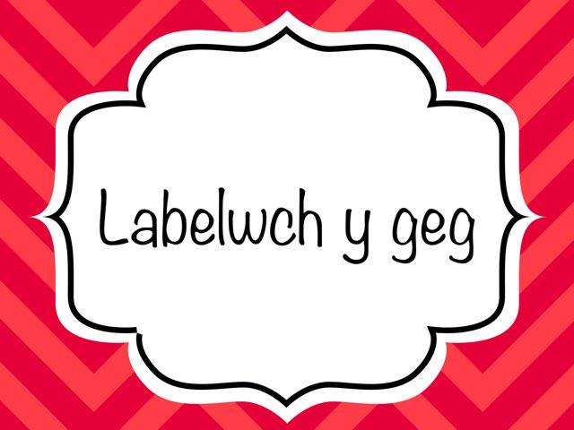 Labeli Ceg 2 by Heledd Hurd