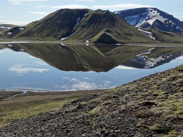 Lac De Montagne by Isabelle Climent