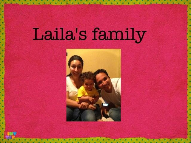 Laila's Family by Maya Roushdy