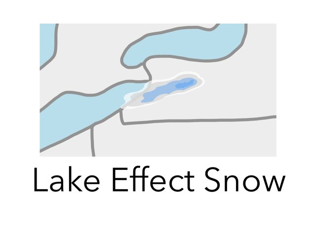 Lake Effect Snow by Mark Drollinger