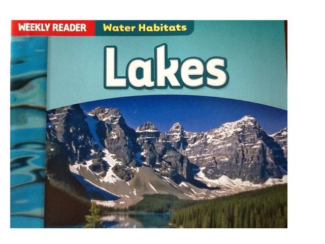 Lake Game by Linda Weaver