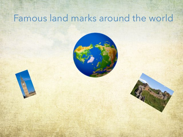 Land Marks by Sandford Hill