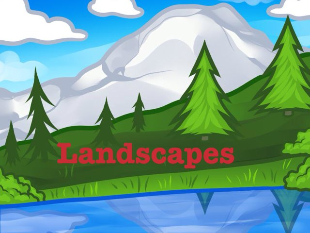 Landscapes by Eli Catalan