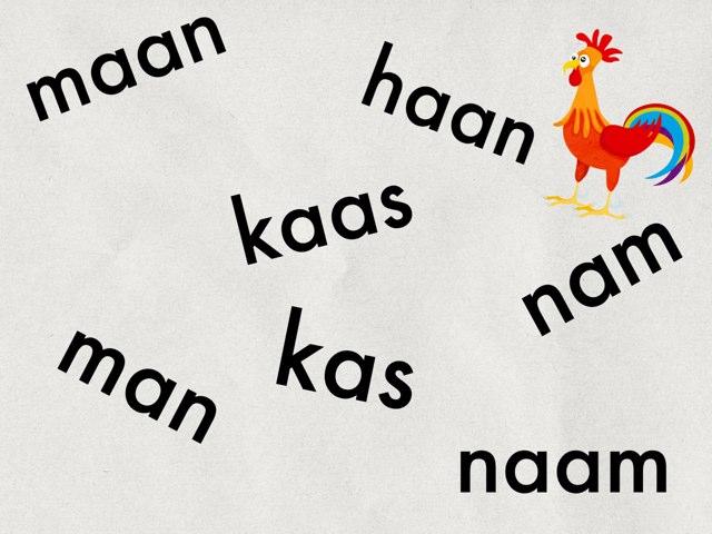 Lange klinkers - korte klinkers aa-a by Auke Sikma