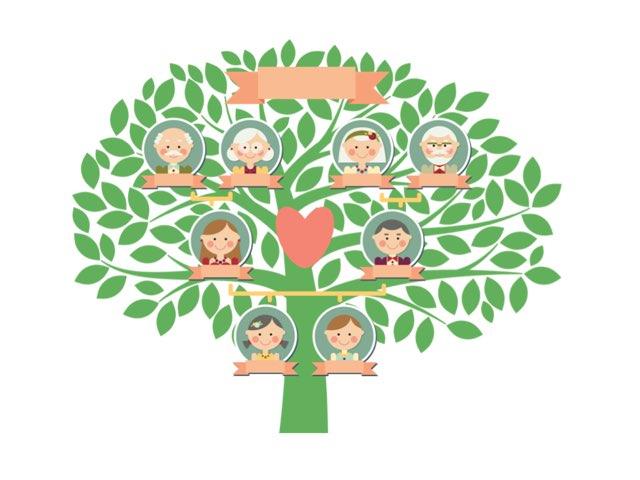 L'arbre Famille by Evi Evi