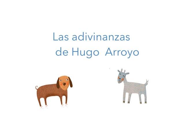 Las Adivinanzas  De Hugo by Diego Campos