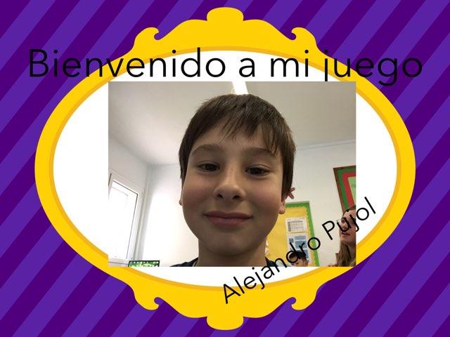 Las Adivinanzas De Alejandro Pujol by Diego Campos