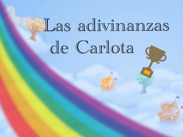Las Adivinanzas De Carlota by Diego Campos