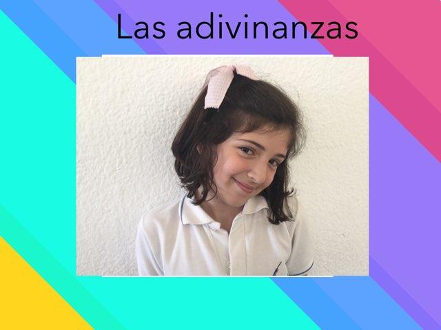 Las Adivinanzas De Laura by Diego Campos