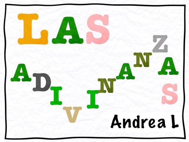 Las Adivinanzas de Andrea  by Diego Campos