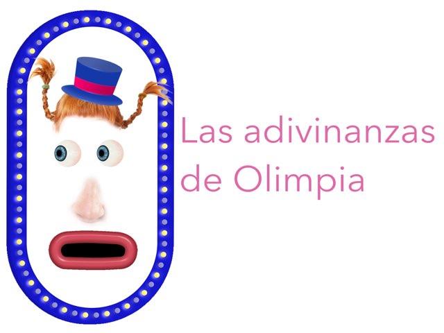 Las Adivinanzas de Olimpia by Diego Campos