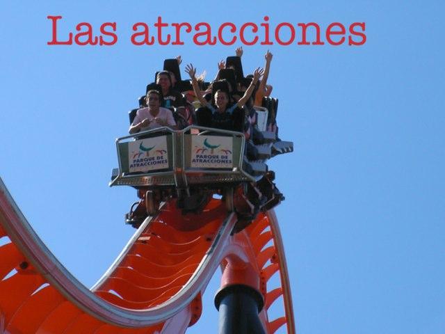 Las Atracciones  by Alicia Romero