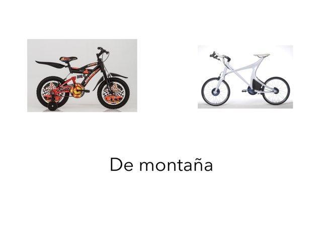 Las Bicicletas by Curso CFTIC