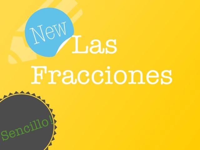 Las Fracciones (Sencillo!) by Cristian Lopez Kostiouk