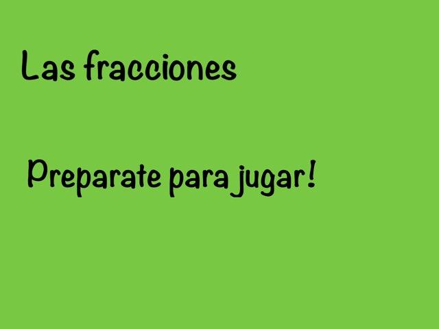 Las Fracciones by Mario Figueres
