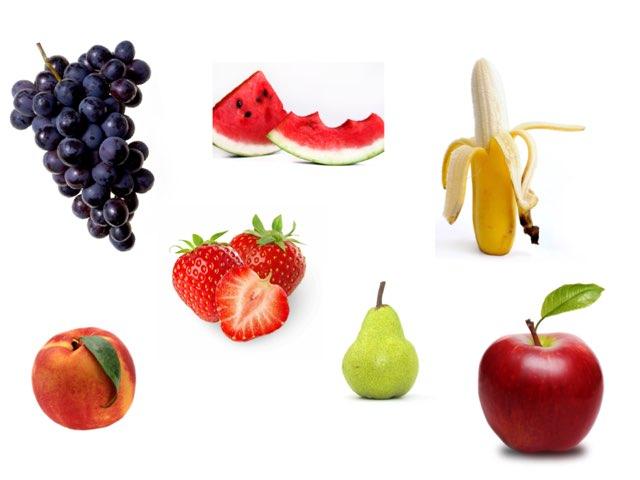 Las Frutas  by Jillian Schernikau