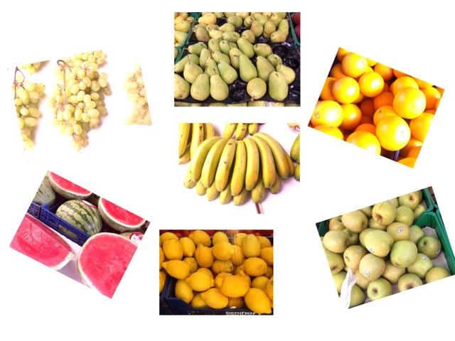 Las Frutas by Monica Merlo